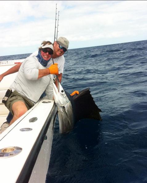 Fishing charters key west deep sea fishing for Deep sea fishing key west